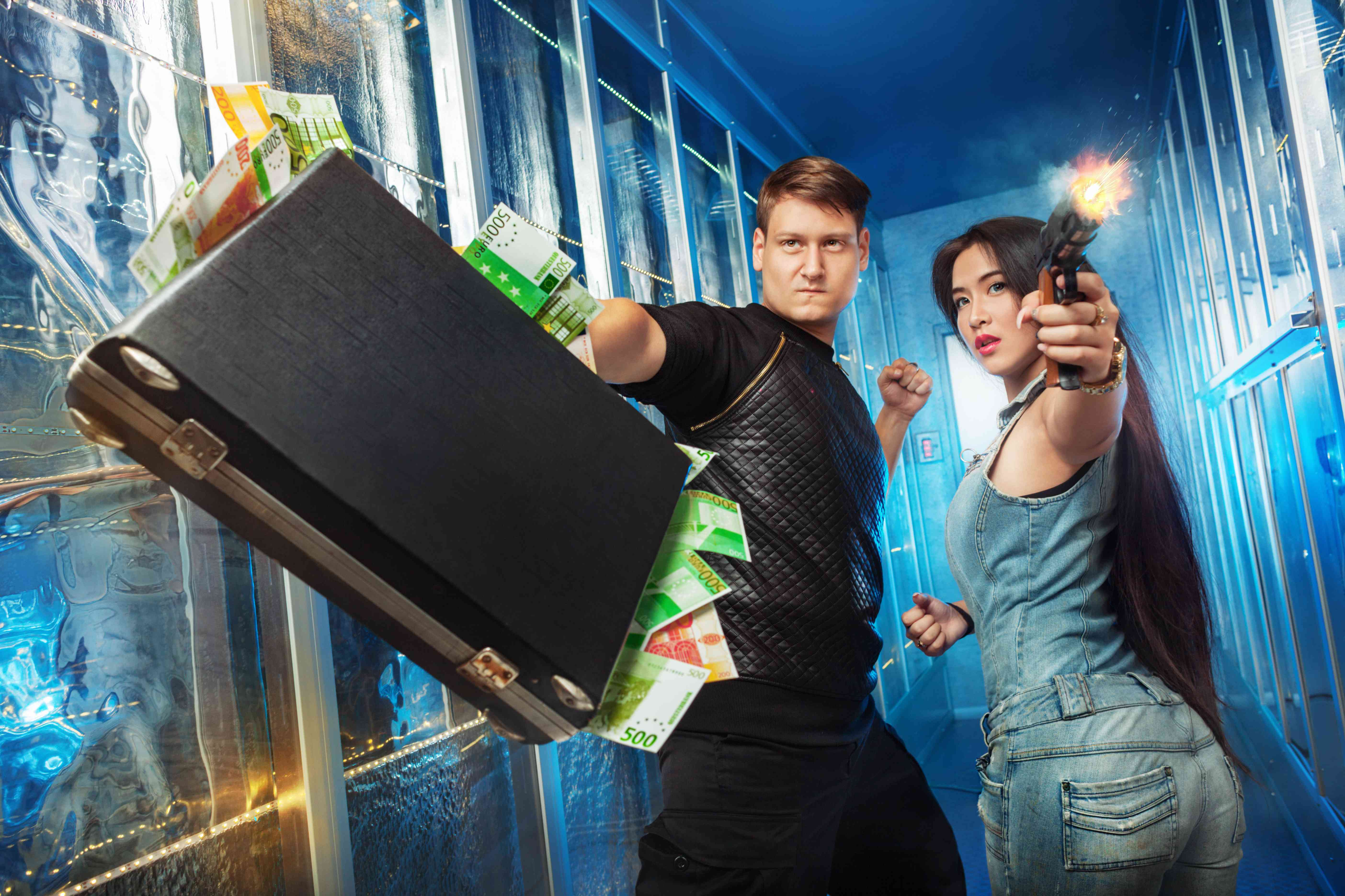 QUESTERLAND – Escape games in Prague full of adrenaline by
